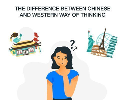 中西方思维差异