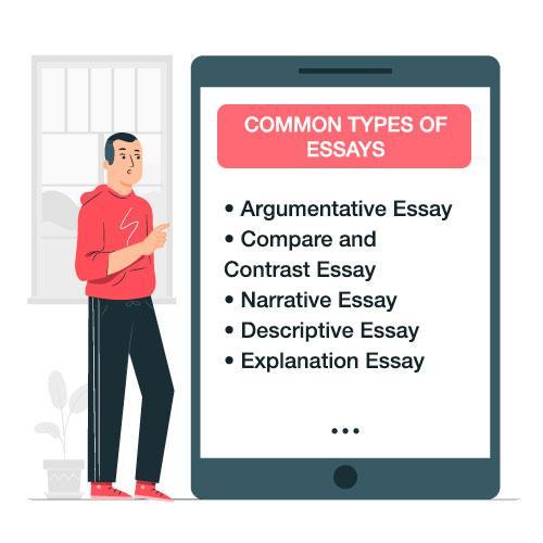 美国论文的主要类型