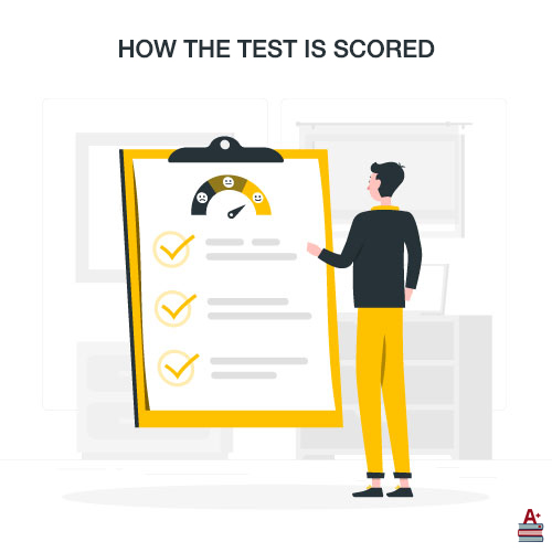gre考试评分标准