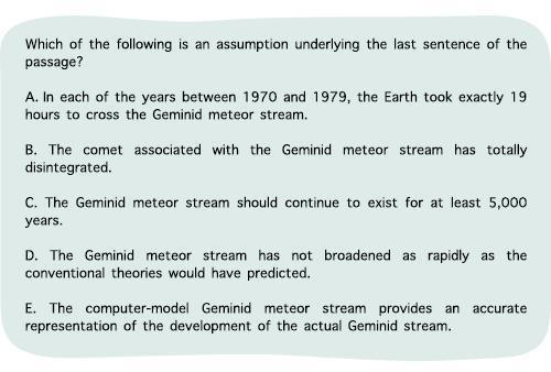 GMAT阅读问题1